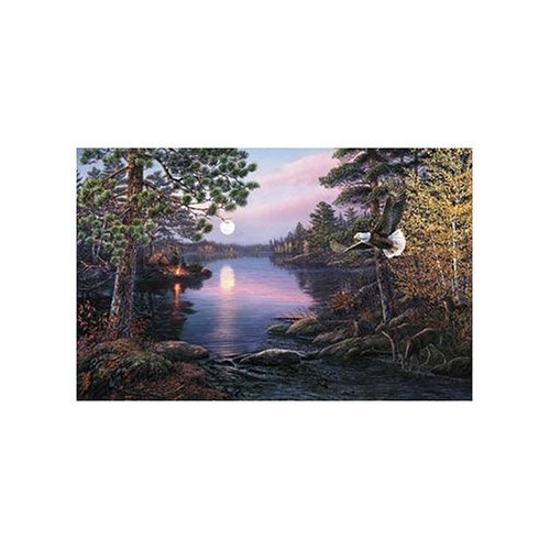 Northern Twilight 1000 pc Jigsaw Puzzle