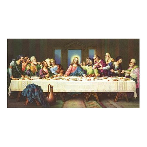 500pc - The Last Supper 500 pc Jigsaw Puzzle