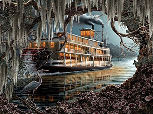 Night on the River 1000 pc Jigsaw Puzzle