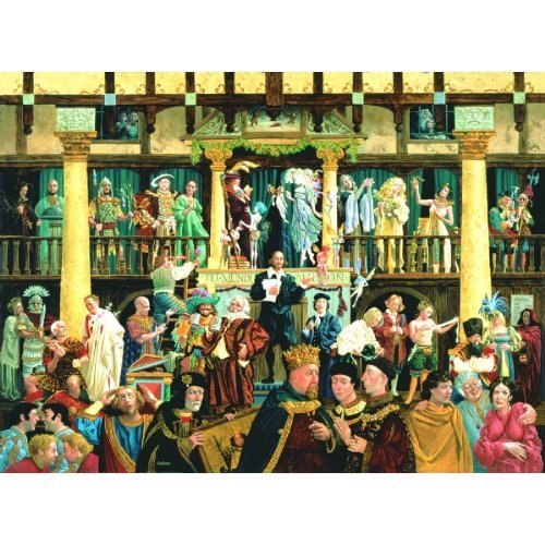 All The World's A Stage 1500 pc Jigsaw Puzzle