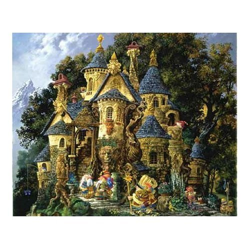 College of Magical Knowledge 1500 pc Jigsaw Puzzle