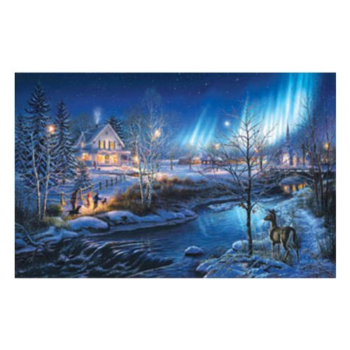 All is Bright 1000 pc Jigsaw Puzzle