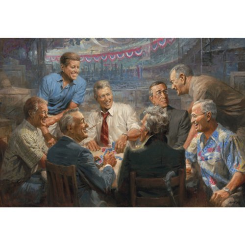 True Blues  500 pc Jigsaw Puzzle
