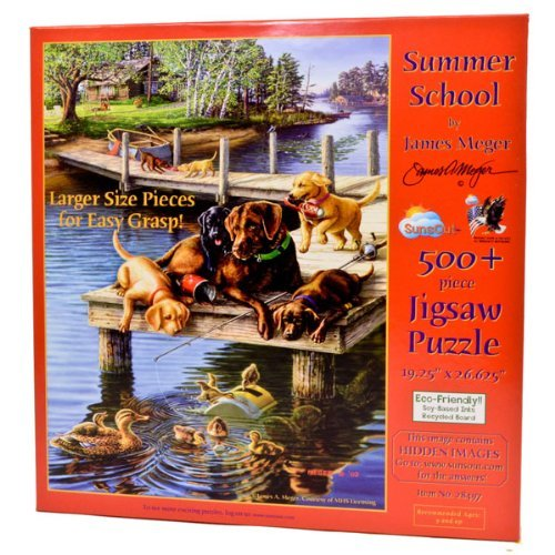 Summer School  Jigsaw Puzzle