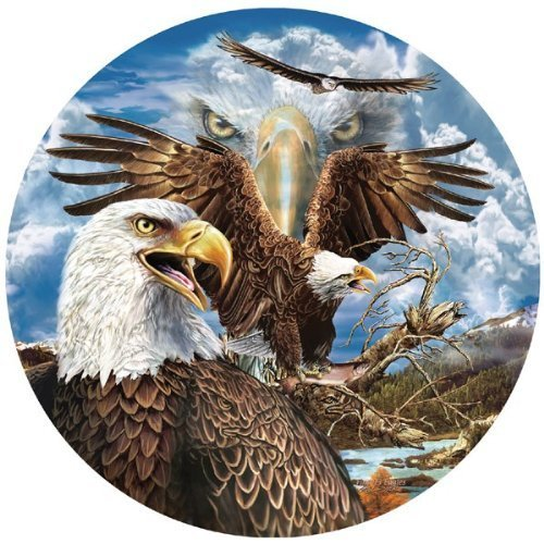 13 Eagles 1000 pc Jigsaw Puzzle