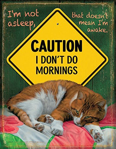 I don't Do Mornings 1000 pc Jigsaw Puzzle