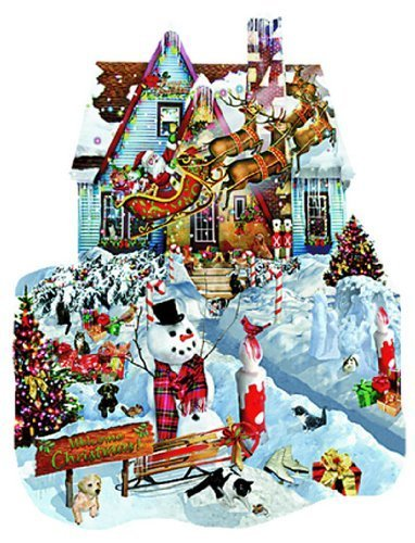Christmas at our House 1000 pc Jigsaw Puzzle