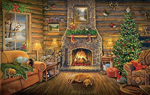 Holiday Rest 550 pc Jigsaw Puzzle
