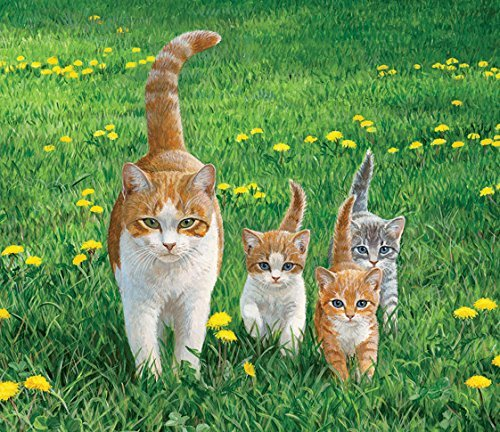 Happy Tails 550 pc Jigsaw Puzzle
