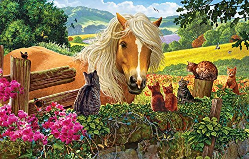 Hi There! 1000 pc Jigsaw Puzzle