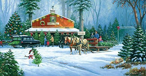 Holiday Tradition 500 pc Jigsaw Puzzle