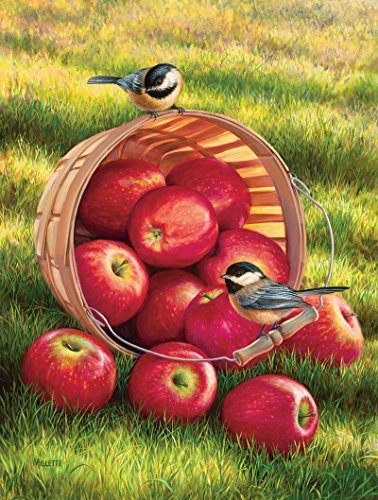 1/4 Peck and a Pair 300 pc Jigsaw Puzzle