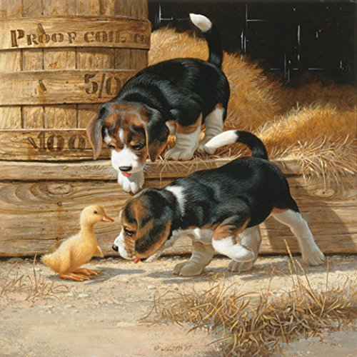 Getting Acquainted 500 pc Jigsaw Puzzle