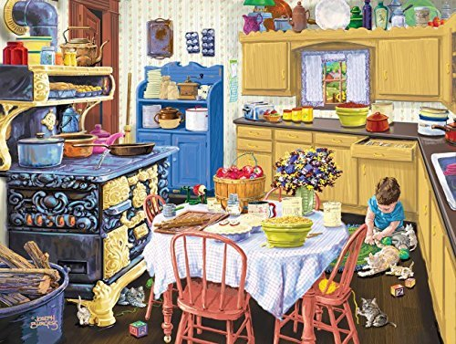 Nana's Kitchen 500 pc Jigsaw Puzzle