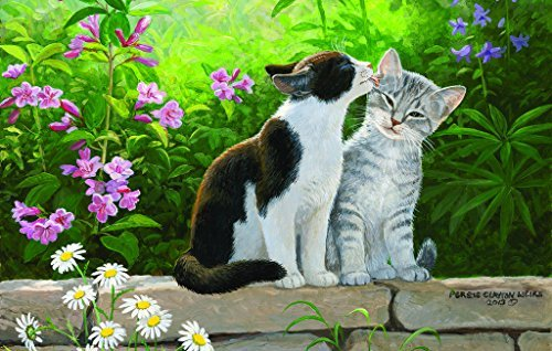 Garden Secret 100 pc Jigsaw Puzzle by SunsOut